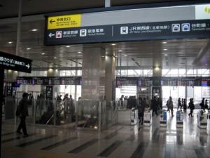 駅・列車内広告